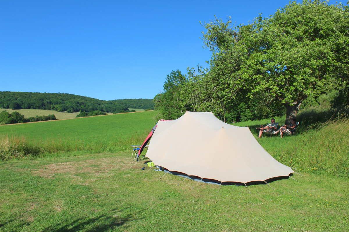 Campingplatz A-Rigaud Frankreich